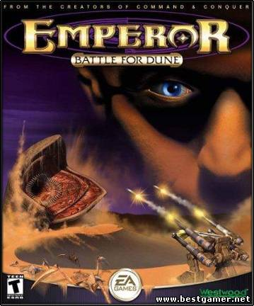 Emperor - Battle For Dune (Eng/Rus) [RePack] от R.G. Catalyst