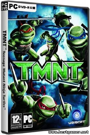 TMNT: The Video Game (GFI) (RUS) [L]