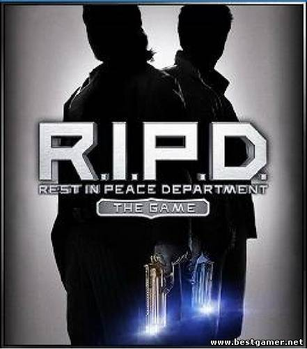 [PSN] R.I.P.D. The Game [USA/ENG]