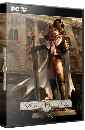 Van Helsing. Новая история / The Incredible Adventures of Van Helsing [v 1.1.10.b + 1 DLC] (2013) PC | Repack от Fenixx