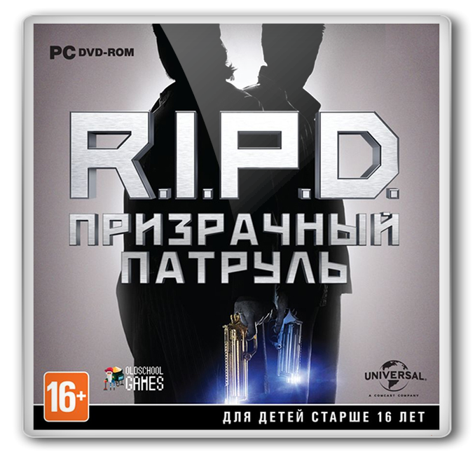R.I.P.D. The Game (v1.0) (2013) Repack