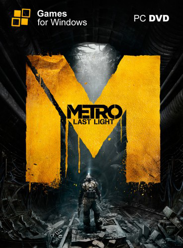 Metro Last Light (Update.v1.0.0.5 + All DLC) (ENG & RUS) RePack By [R.G. Catalyst]