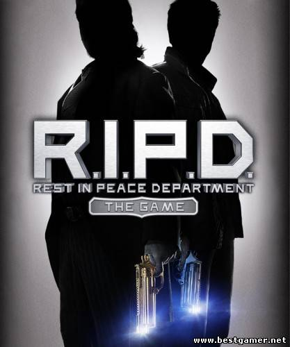 R.I.P.D. The Game (ATLUS) (RUS/ENG/MULTi5) [P] - ALI213