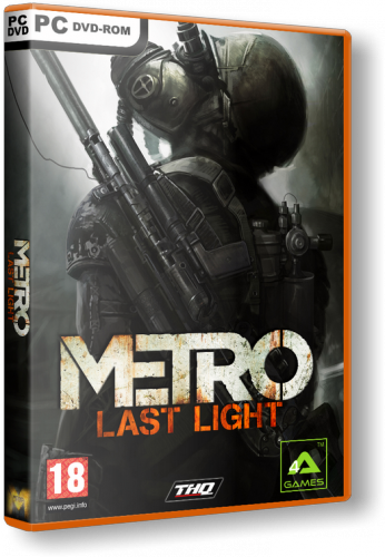 [DLC+Patch]Metro Last Light (Update 5) incl Faction DLC-FTS