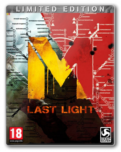 Metro: Last Light - Limited Edition [RePack] by Rick Deckard