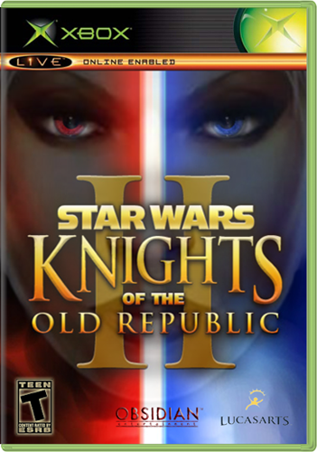 [XBOX] Star Wars Knights of the Old Republic II: The Sith Lords [RUS/ENG/MIX]
