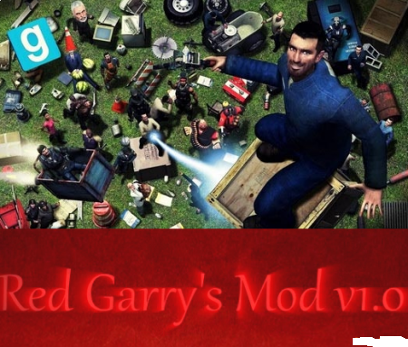 Red Garry's Mod 1.5.30.0 [2012, RUS,ENG,MULTI, P]