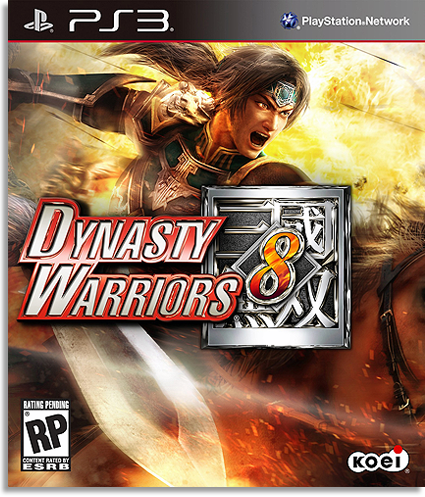 Dynasty Warriors 8 (2013) [FULL] [ENG] [L] [4.30+]