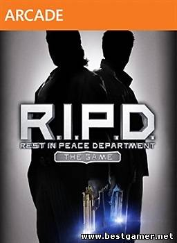 R.I.P.D.: The Game [XBOX360] [En] [XBLA] [Freeboot] (2013)