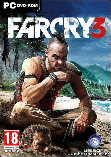 Far Cry 3 Deluxe Edition v 1 0 5(RePack) от MKIX