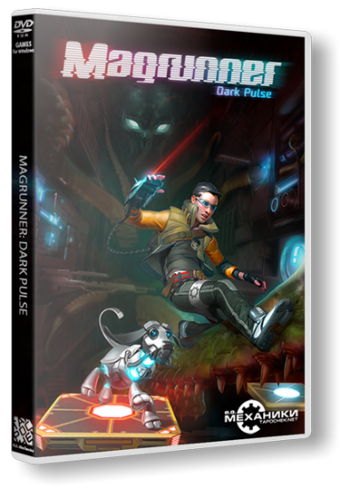 Magrunner: Dark Pulse (2013) PC | RePack от R.G. Механики