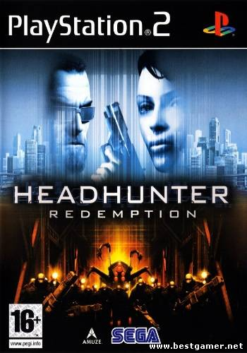 [PS2] Headhunter Redemption [ENG|NTSC]