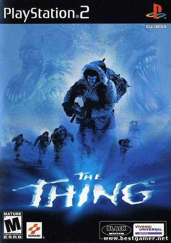 The Thing [NTSC/RUS]
