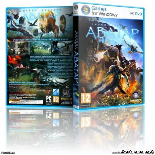 James Cameron's Avatar: The Game (RUS|ENG) [RePack]