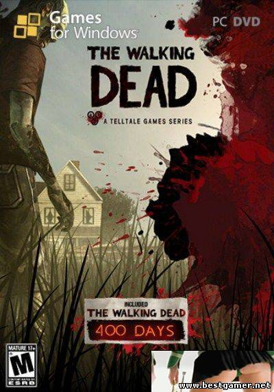 The Walking Dead: All Episodes (by R.G.BestGamer.net)[RUS] [ENG] [RePack]от 23.07