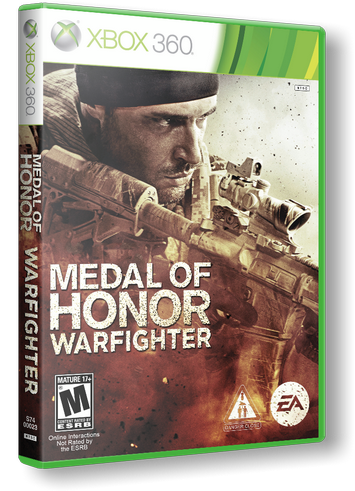 [JTAG/FULL] Medal of Honor. Warfighter [GOD / Russound]
