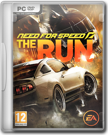Need For Speed The Run: Limited Edition [v. 1.1.0.0 + 8 DLC] (2011) PC | RePack