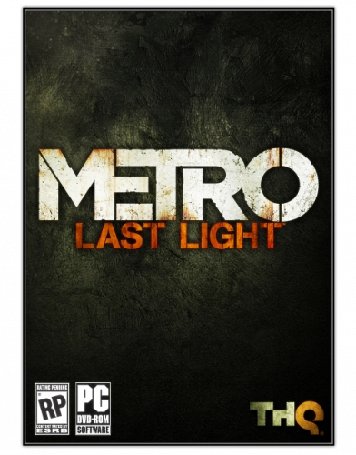 Метро 2033: Луч надежды / Metro: Last Light (Бука / Deep Silver) (RUS/ENG) [Repack] от R.G. Origami