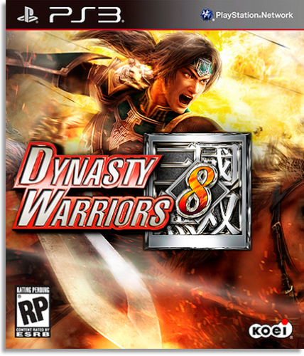 [PS3] Dynasty Warriors 8 [ENG/USA][CWF 4.30+]