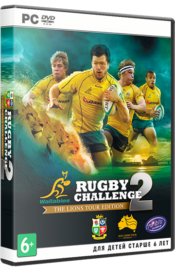 Rugby Challenge 2: The Lions Tour Edition (ENG/MULTi4) [L] - FAIRLIGHT
