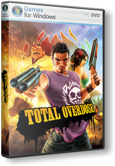 Total Overdose (Eidos Interactive - 1C) (RUS-ENG) [Repack] �� R.G. Revenants