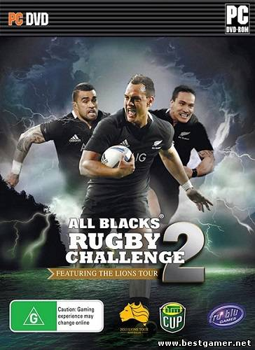 Rugby Challenge 2 (Alternative Software) (ENG) [Repack] От R.G. Revenants