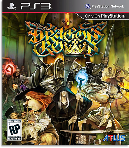 Dragon's Crown [FULL] [JPN] [4.41+]