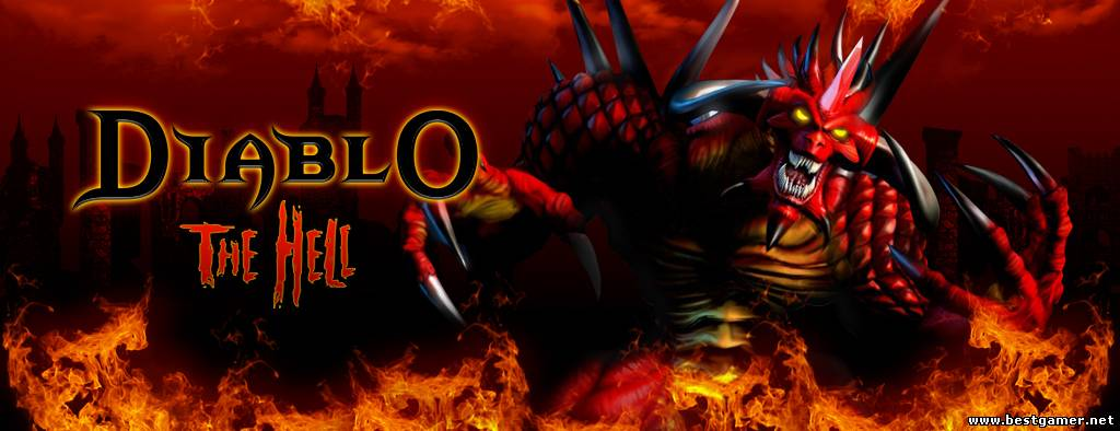 Diablo: The Hell (v1.170) [ENG] [INSTALL] [MOD]