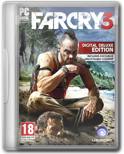 Far Cry 3: Deluxe Edition (2012) [RePack by KloneB@DGuY]