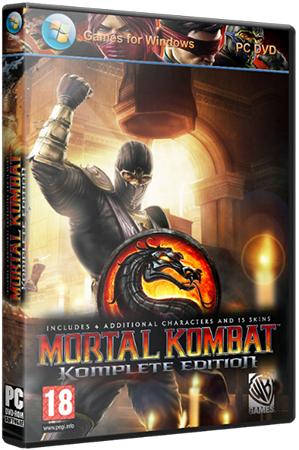 Mortal Kombat: Komplete Edition [1.0 + 3 DLC] (2013) PC | RePack �� Black Beard