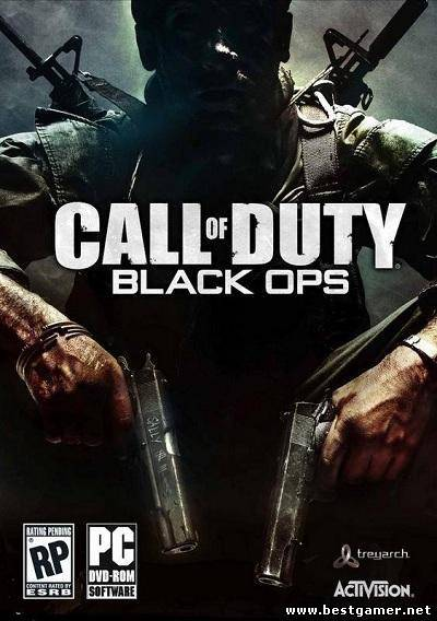 Call of Duty: Black Ops - Multiplayer Only [Nemexis] (2010) РС | Rip by X-NET