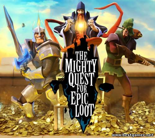 The Mighty Quest for Epic Loot ((ENG) [CLOSED BETA] [RePack]