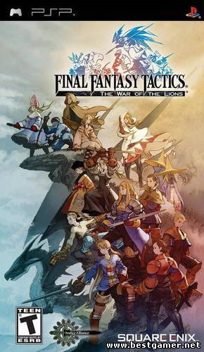 Final Fantasy Tactics: The War of the Lions [EUR/ENG]