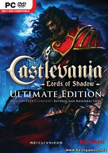 Castlevania: Lords of Shadow – Ultimate Edition (Konami Digital Entertainment) (ENG) [Demo]