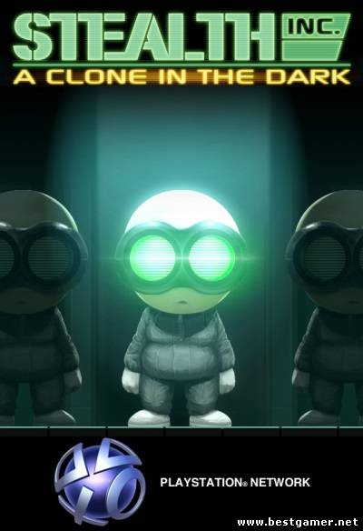 Stealth Inc: A Clone in the Dark / Stealth Bastard Deluxe [USA/ENG]