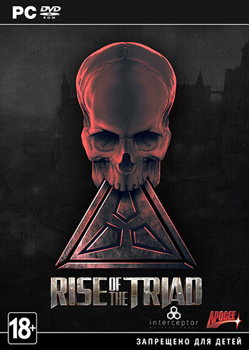 Rise of the Triad (Apogee Software) (ENG) [L] - RELOADED