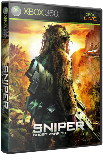 [FULL/DLC] Sniper: Ghost Warrior [GOD/Russound]