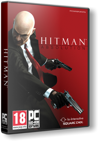 Hitman Absolution - Professional Edition [L] [RUS / RUS] (2012) (1.0.444.0)