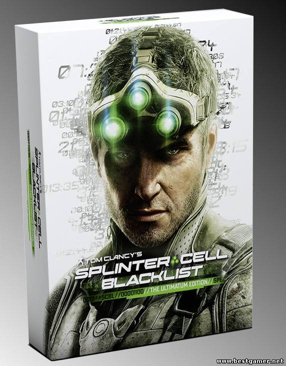 """Конкурс!  -Приз игра Splinter Cell: Blacklist Ultimatum Edition""-(от Бестгеймер нет)"