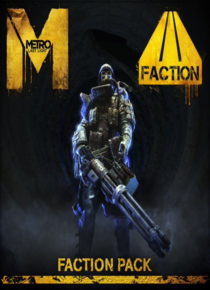 Metro Last Light (v1.0.0.5 +Faction Pack DLC)-FLTDOX