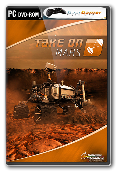 Take on Mars (v.0.8.170) (2013) [Steam-Rip]