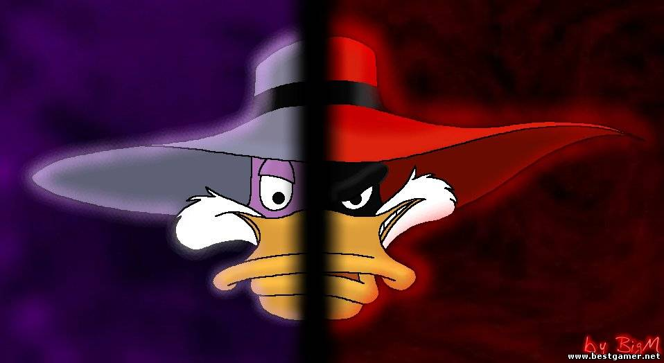 Ром на игру  Darkwing Duck Advance (для Пк)