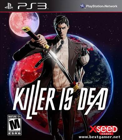 [PS3] Killer is Dead [AS/JPN/ENG]