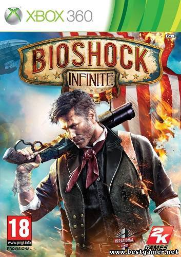 [FULL][DLC] BioShock Infinite + Clash in the Clouds [RUS]