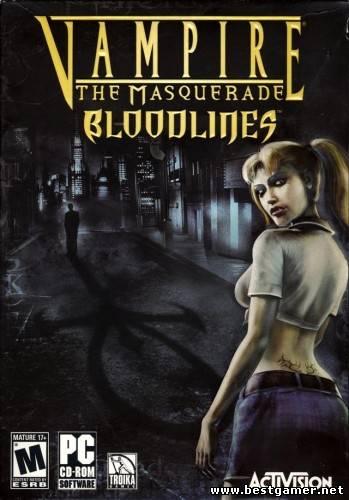 Vampire The Masquerade - Bloodlines (Activision) [Repack](05.08.13)