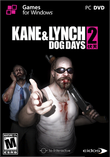 Kane & Lynch 2: Dog Days [2010, RUS/RUS, Repack] от Decepticon