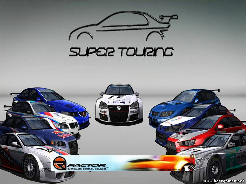 Super Touring 2 (PC) RePack