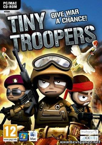 Tiny Troopers (2012) [Multi] (3.5.7.45015) License PROPHET
