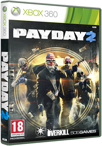 PayDay 2 [Region Free/ENG]COMPLEX