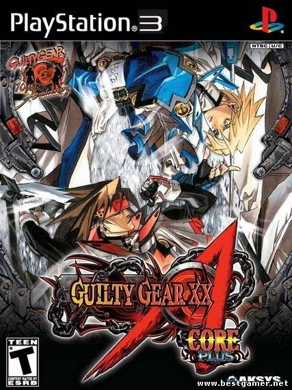 GUILTY GEAR XX: ACCENT CORE PLUS [FULL] [ENG] [L] [ALL CFW] (2012)